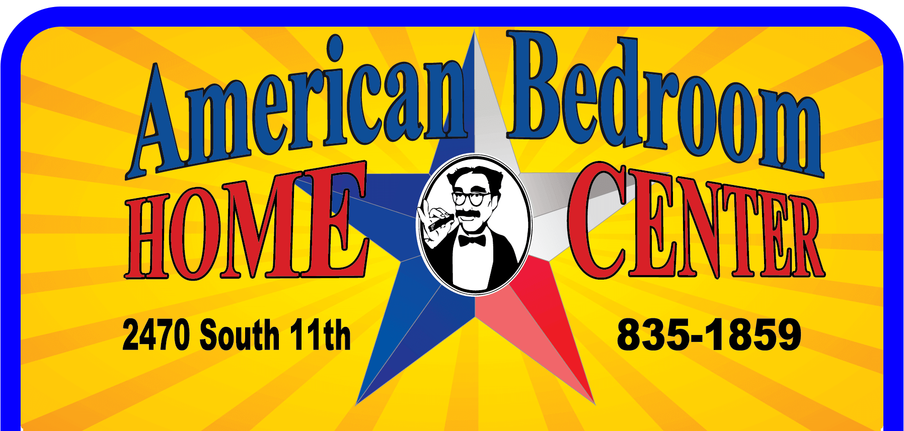 American Bedroom Home Center Logo